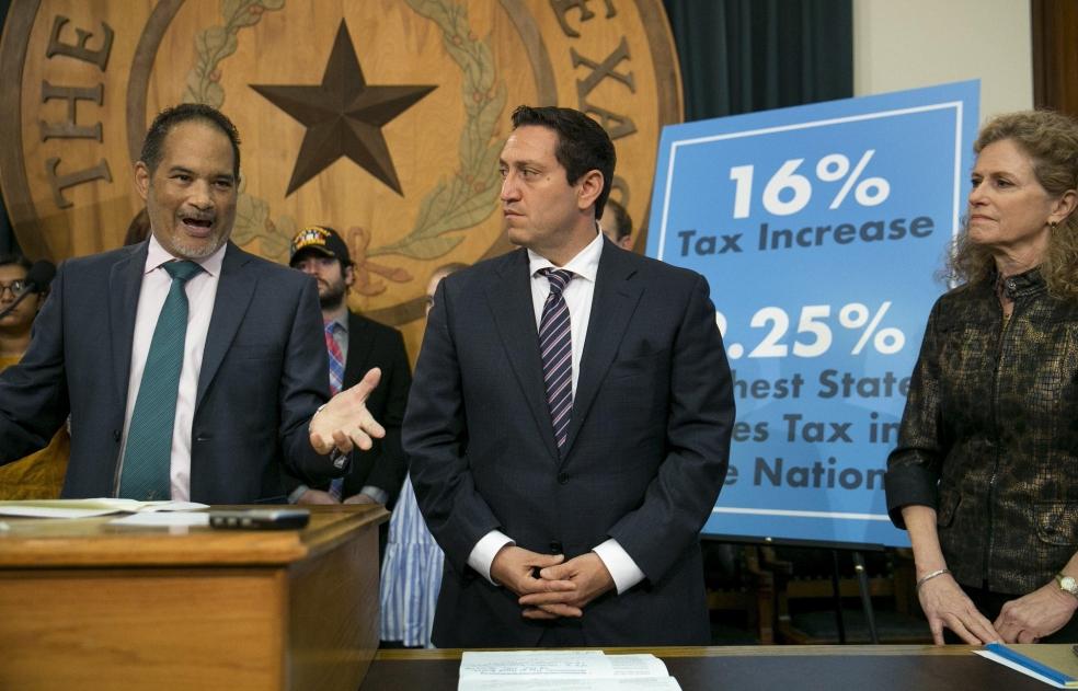 Tax Swap Texas Lege