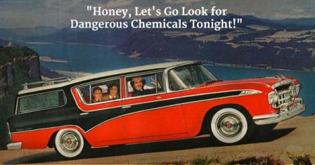 Greg Abbott - Chemical Road Trip