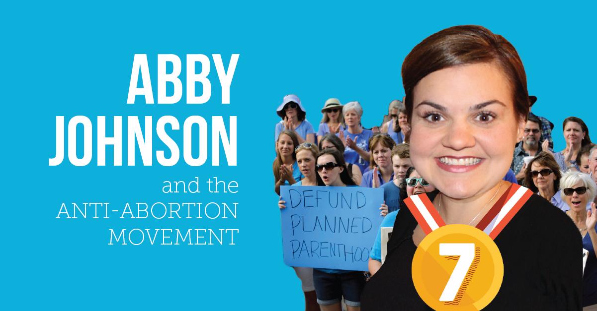 Abby Johnson Worst Texans 2015