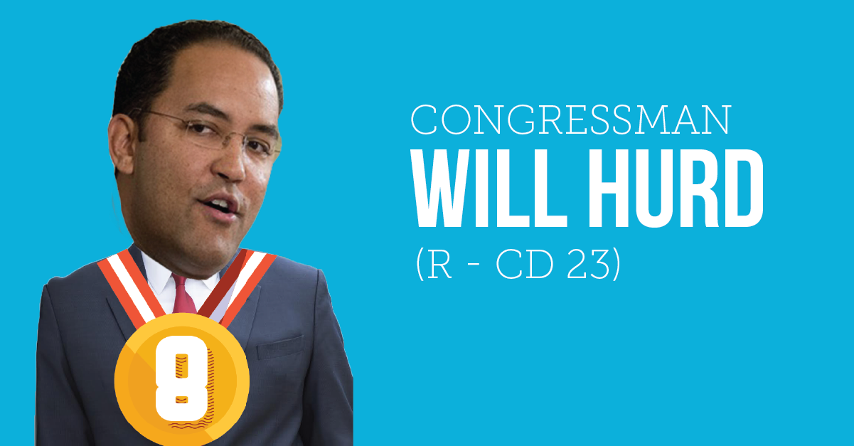 Will Hurd Worst Texans 2015