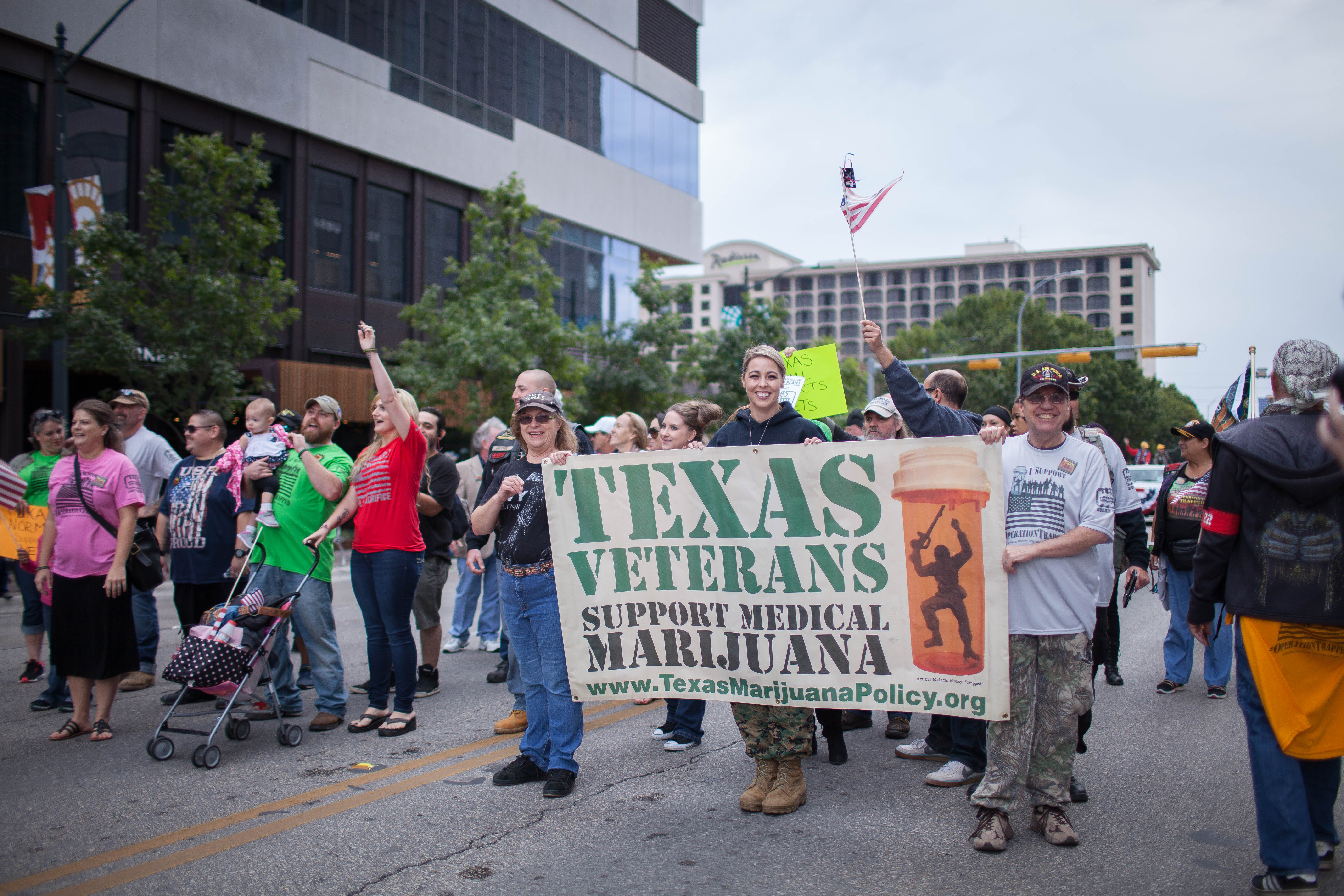 Texas Marijuana March