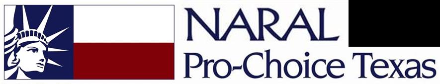 NARAL Pro-Choice Texas Logo