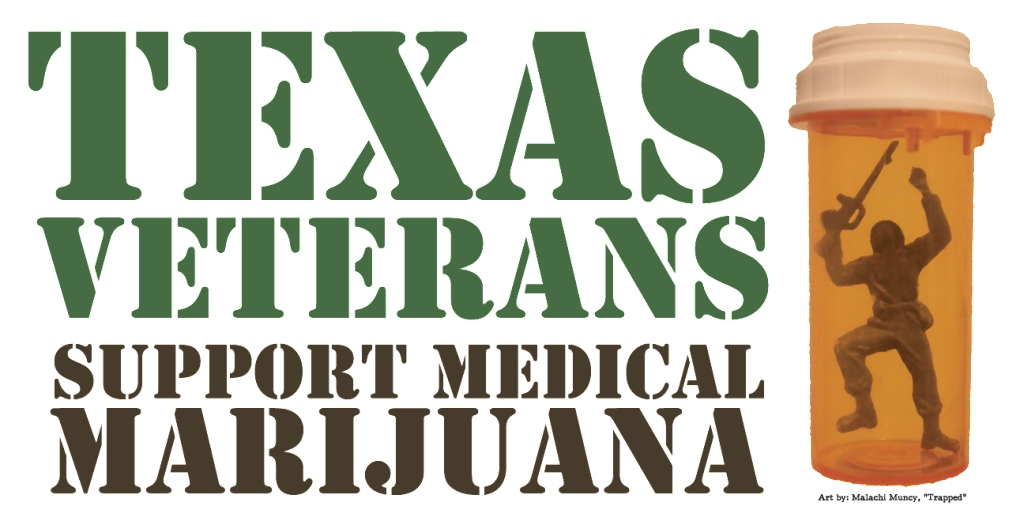 TX Veterans Support Medical Marijuana