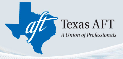 Texas AFT logo