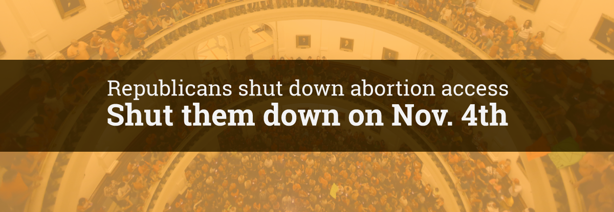 GOP shut down abortion access