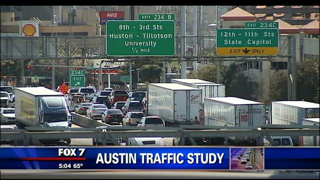 Austin Traffic Study