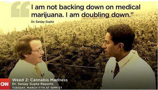 CNN: Sanjay Gupta Medical Marijuana