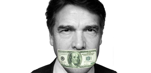 Rick Perry Corruption