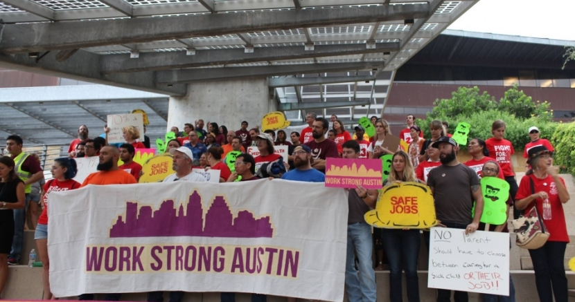 Paid Sick Days Austin