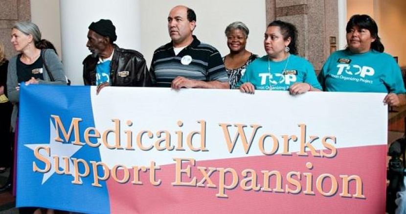 Texas GOP Block Proposal They Said Was Necessary for Medicaid Expansion