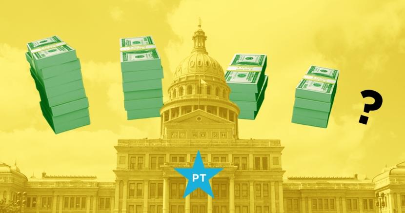 2019 Texas Legislature Budget