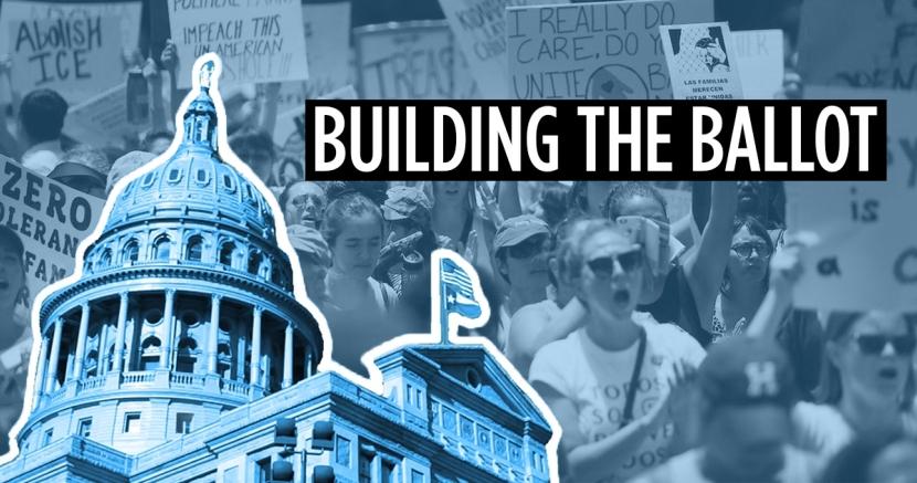 Building the Ballot Texas