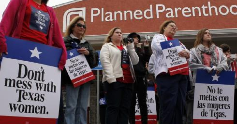 Women Texas Planned Parenthood Study Nelson