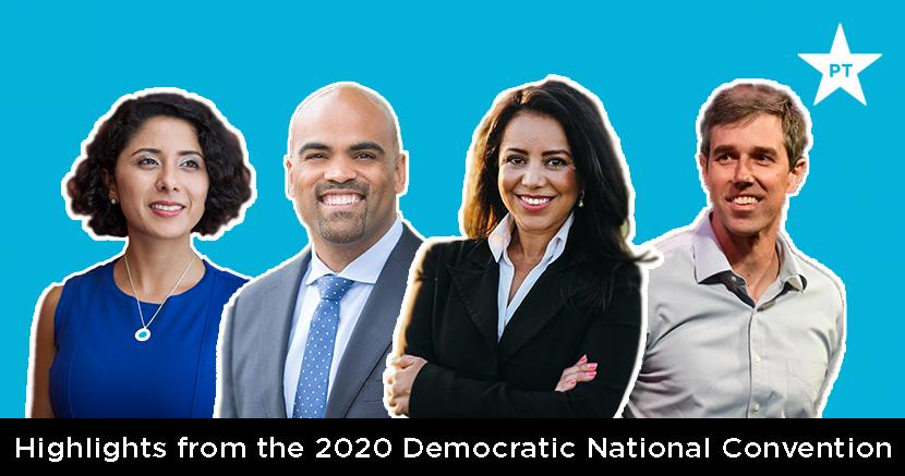 DNC 2020 Texas