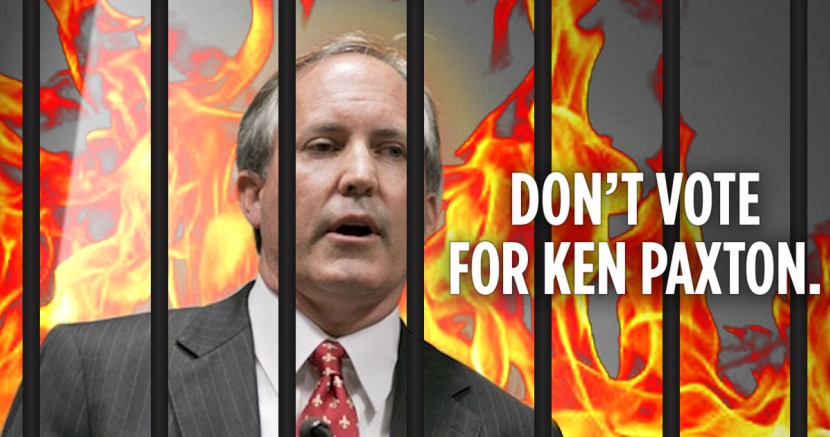 Indicted Ken Paxton