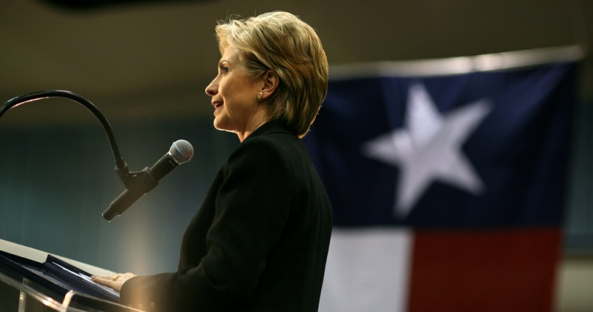Hillary Clinton could win Texas