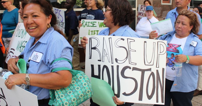Raise Minimum Wage Texas