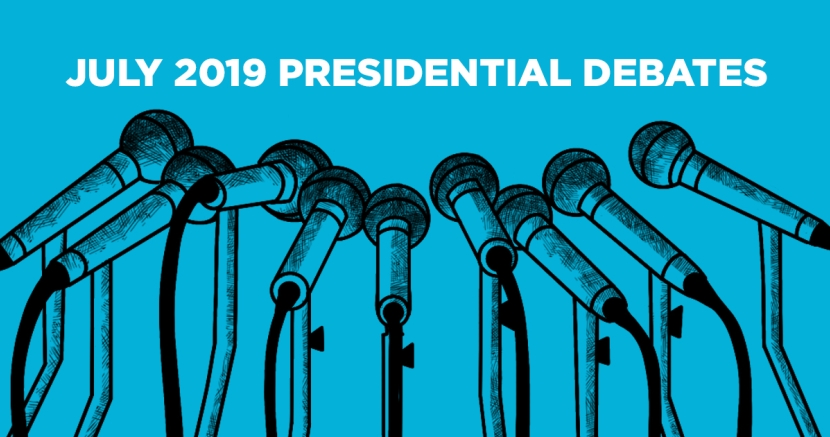 July Democratic Presidential Debate