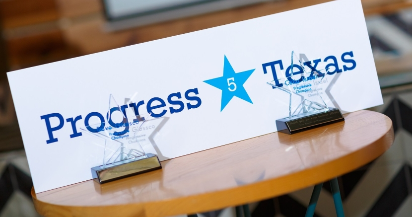 Progress Texas Anniversary Party