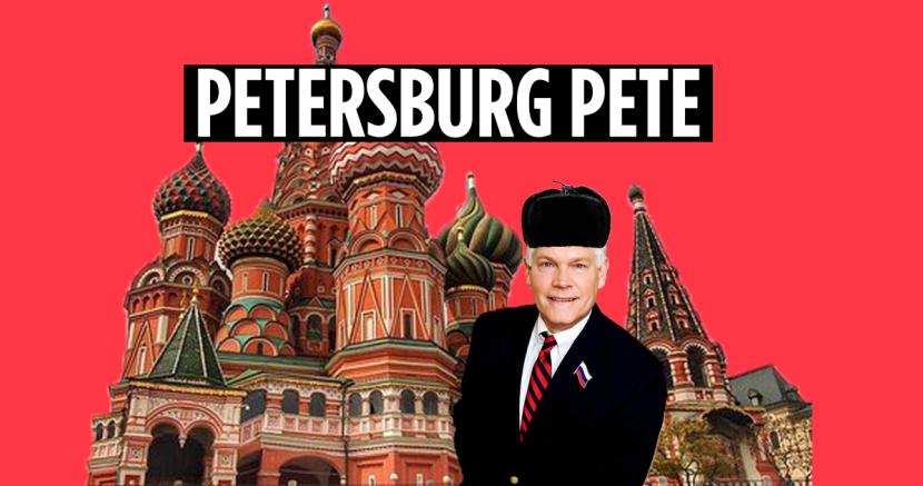 Congressman 1 aka Petersburg Pete Sessions PetersburgPete