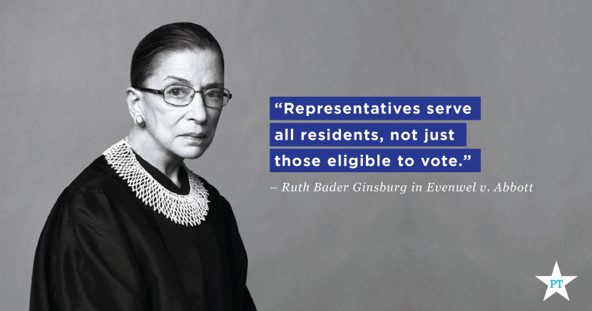 SCOTUS Unanimously Rejects Conservative Activists and Upholds One Person, One Vote