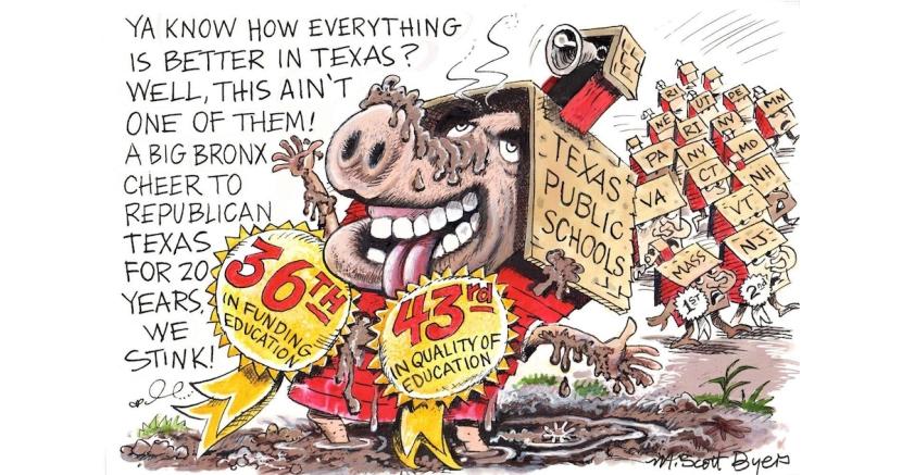Texas School Funding