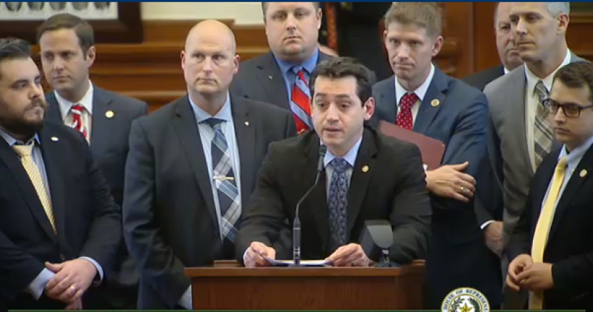 Texas Republicans Cruel Fetal Burial Abortion Ban Texas Senate Bill 8