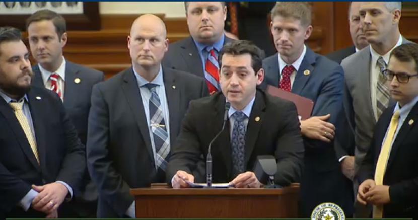 Texas Republicans Cruel Fetal Burial Abortion Ban Texas Senate Bill 8
