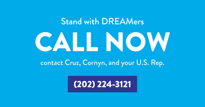 Stand with DREAMers