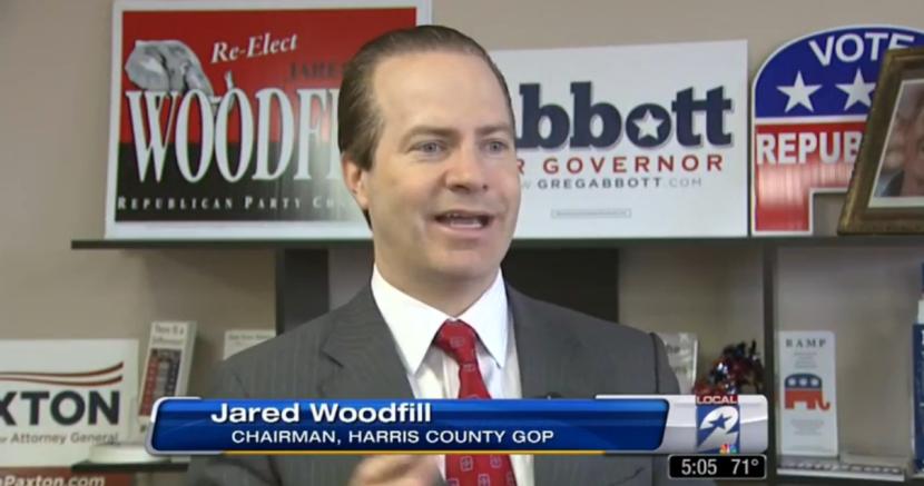 Jared Woodfill Anti-Abortion