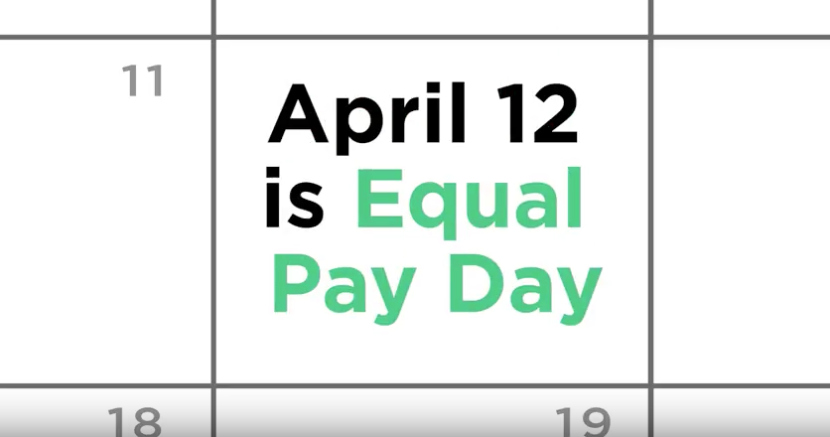 Equal Pay Day Texas