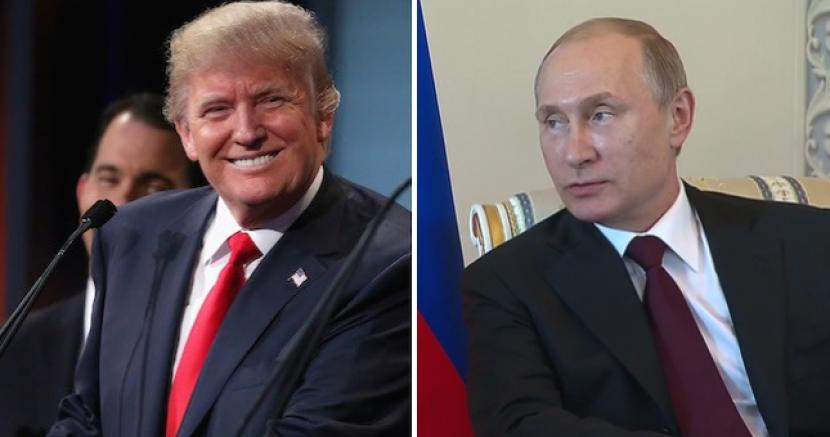 Donald Trump Loves Russia