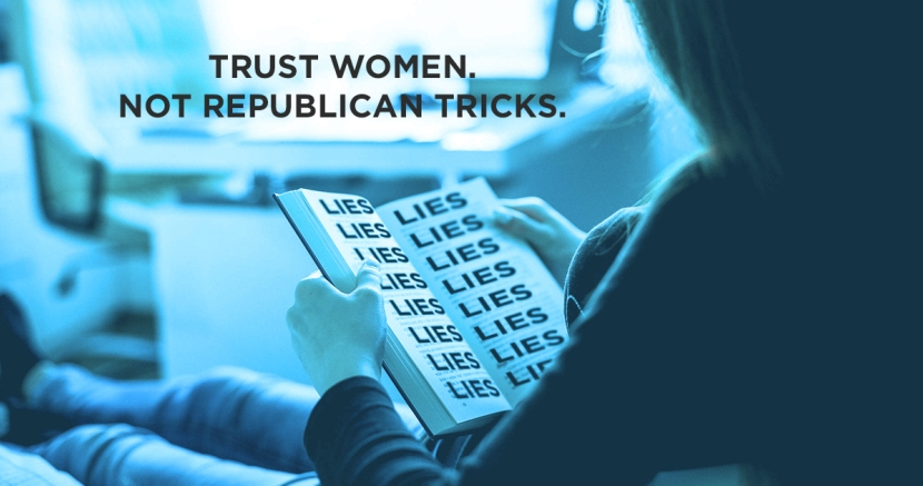 Republican supported Crisis Pregnancy Centers attempt to trick pregnant women out of receiving quality healthcare.