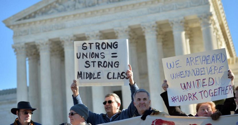 SCOTUS ruling preserves unions