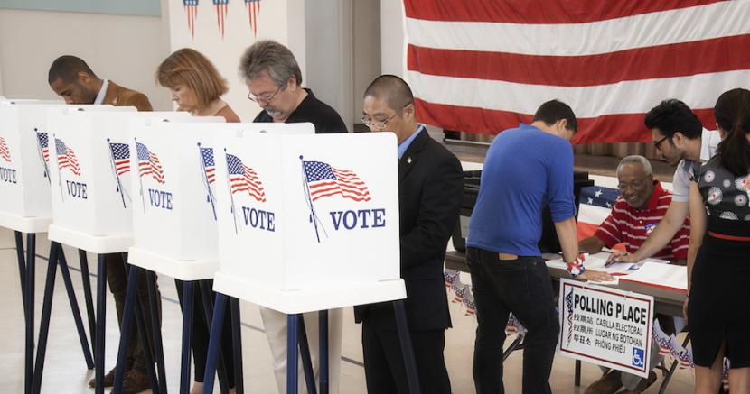 Texas Voter Suppression