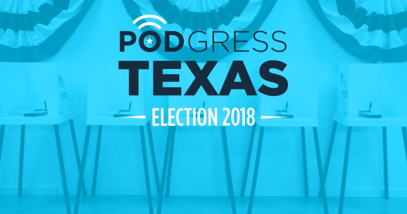PODgress Texas Voting Rights