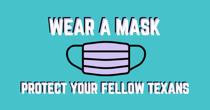 Wear A Mask Texas