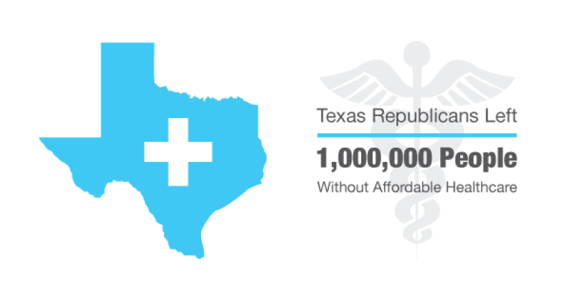 """""""Texas Left Me Out"""" Highlights Health Care Coverage Gap ..."""