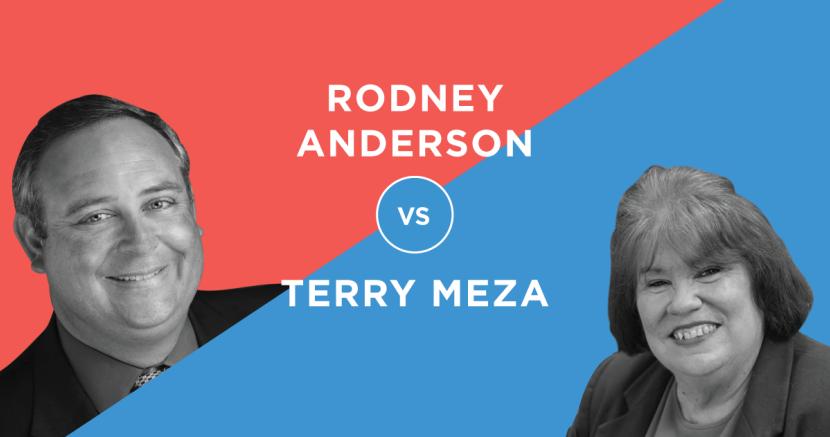 Terry Meza Rodney Anderson Texas