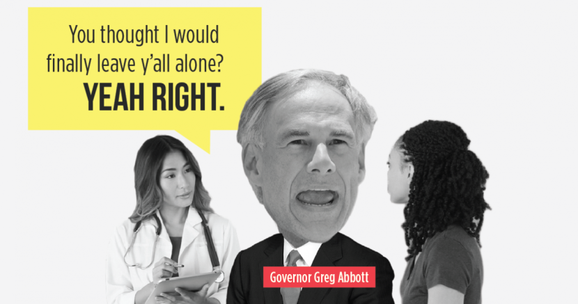 Texas Fetal Burial Greg Abbott Abortion