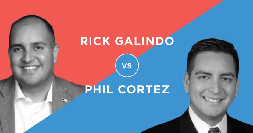 Philip Cortez v. Rick Galindo