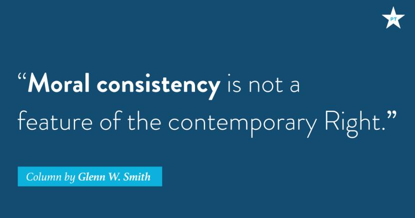 Moral Consistency