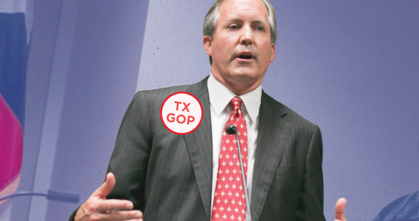 Paxton Indictment