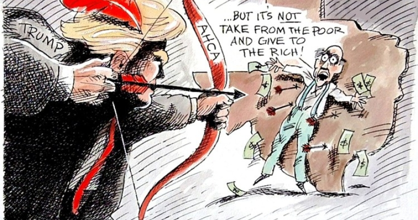 Trump ACHA