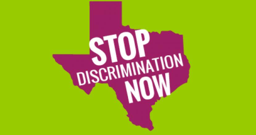 Stop Discrimination Now