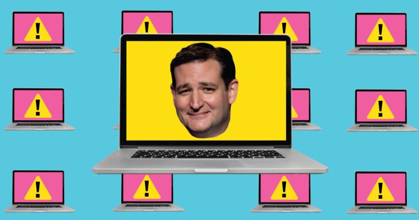 Ted Cruz Internet Privacy