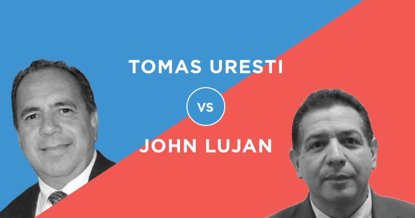 Tomas Uresti v John Lujan
