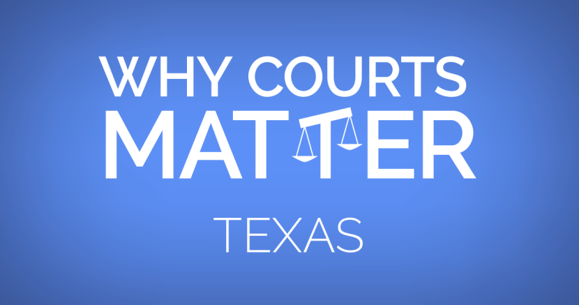Why Courts Matter Progress Texas