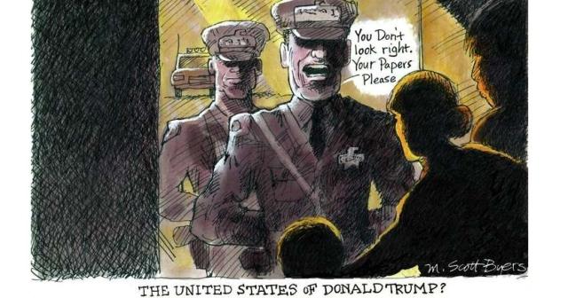 Donald Trump Immigration Nightmare for America