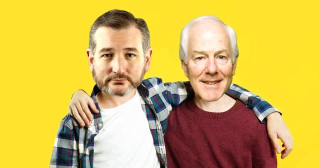John Cornyn & Ted Cruz